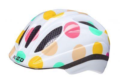 KED fietshelm Meggy II Trend S (46-51cm) - dots colorful