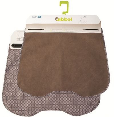 Qibbel Stylingset windscherm - Canvas Elements faded brown